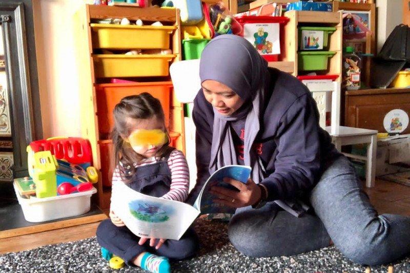 Kisah diaspora Indonesia yang jadi pengasuh anak di London
