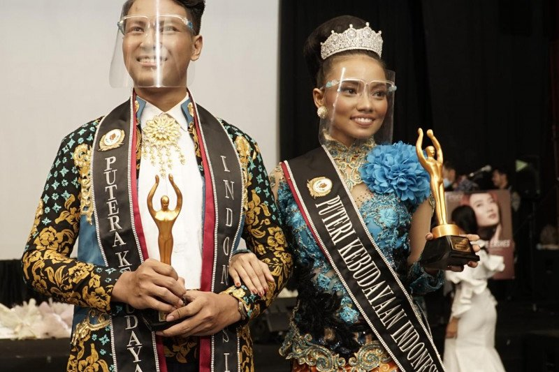Mahasiswa Universitas Brawijaya raih gelar Puteri Kebudayaan 2020