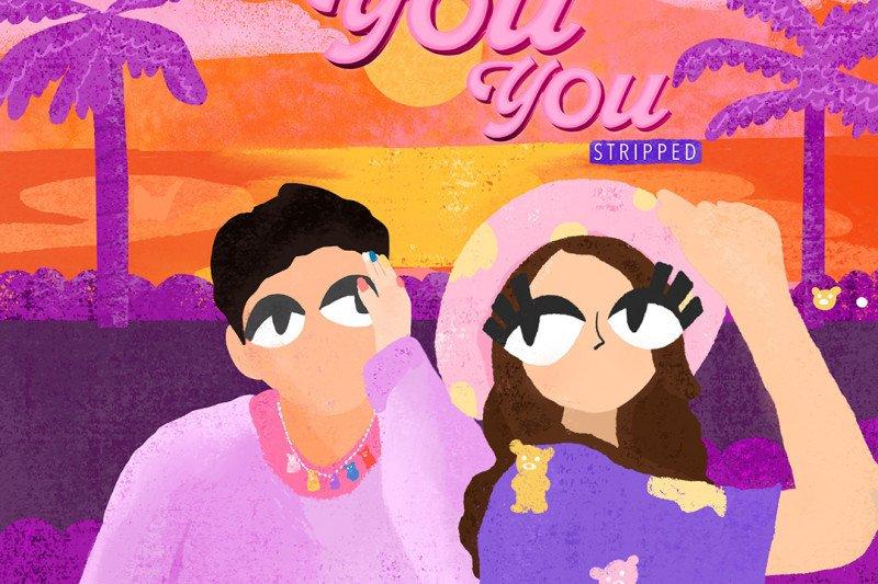 "Syahravi ajak Amanda Caesa di lagu ""You You You"""