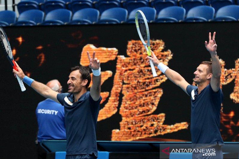 Dodig/Polasek juara ganda putra Australian Open 2021