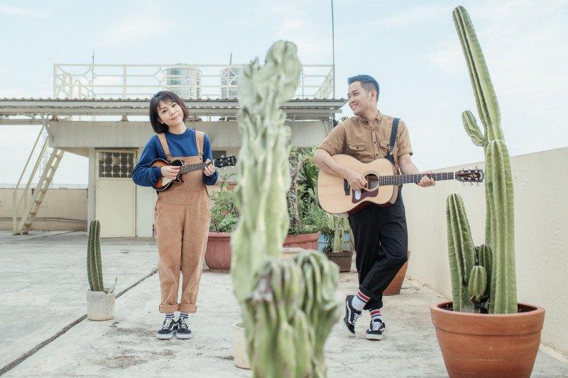 """Duo Suara Kayu buktikan eksistensi lewat """"Kaktus"""""""