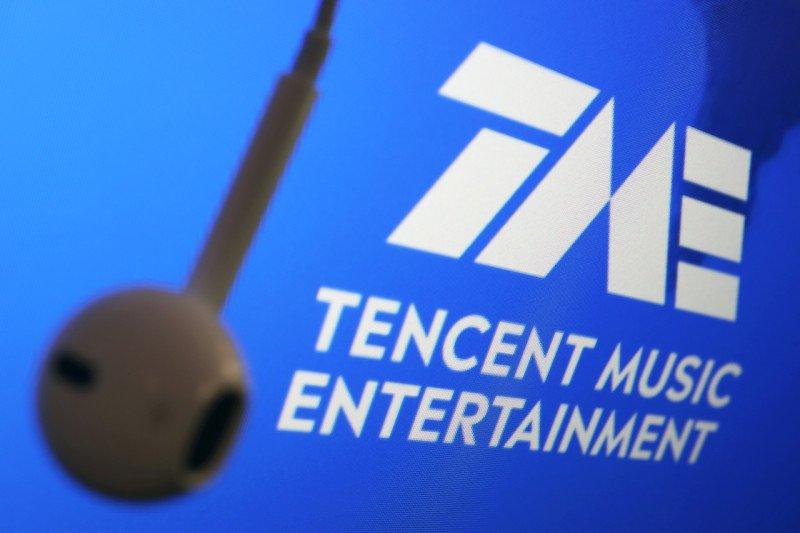 JYP jalin kerja sama dengan Tencent Music Entertainment dari China