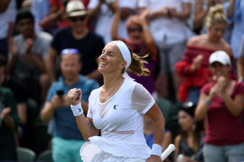 Kuznetnova singkirkan unggulan pertama Svitolina dari Dubai Open