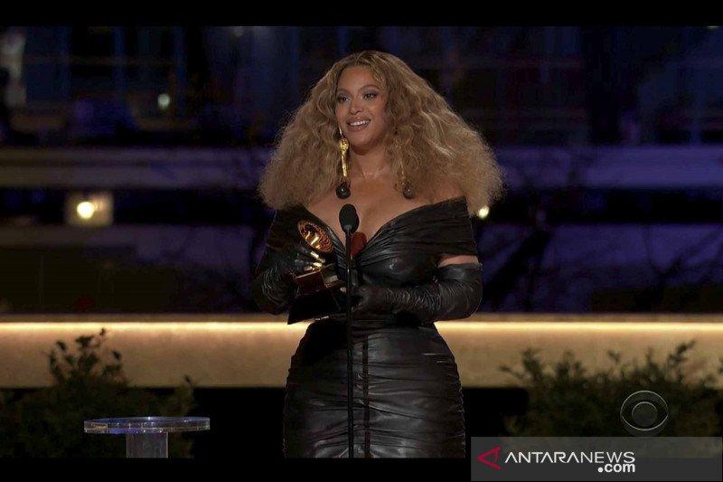 Ruang penyimpanan Beyonce dirampok, barang mewah belasan miliar raib