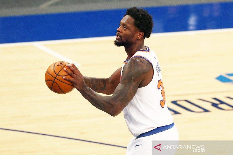 """Julius Randle dinobatkan NBA sebagai """"Most Improved Player"""""""