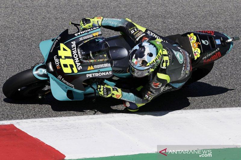 Kualifikasi jeblok, Valentino Rossi start dari grid ke-19 pada GP Italia