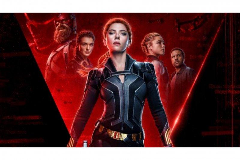 """Marvel bagikan klip penuh aksi cuplikan """"Black Widow"""""""