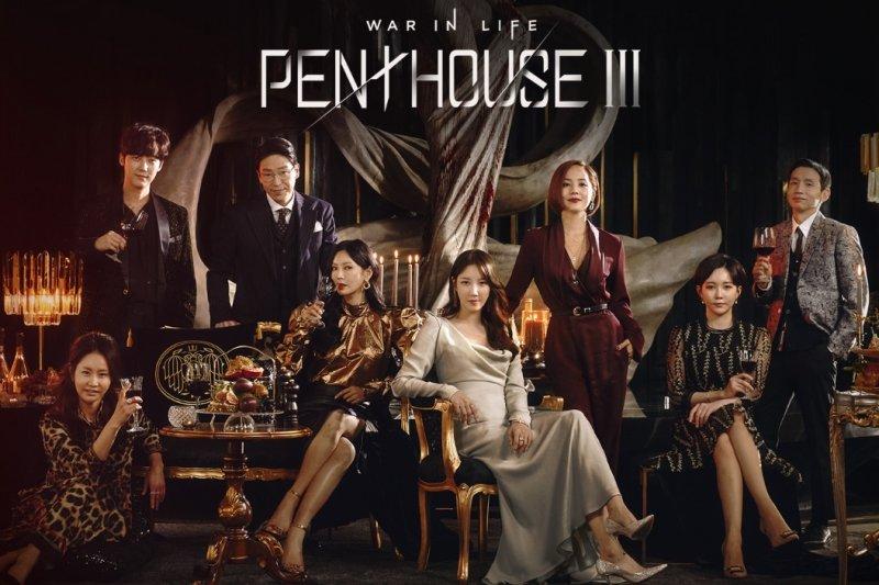 "Tujuh poin utama dalam drama ""The Penthouse 3"""