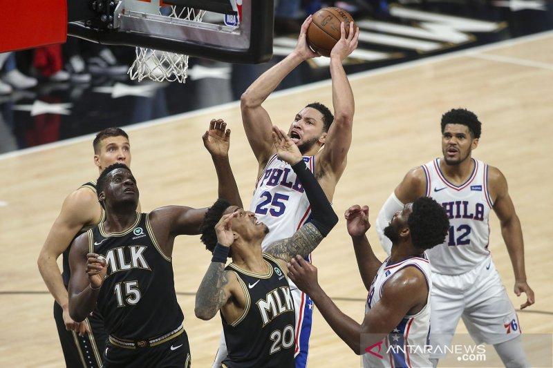 NBA Playoffs 2021: Atlanta Hawks vs Philadelphia 76ers