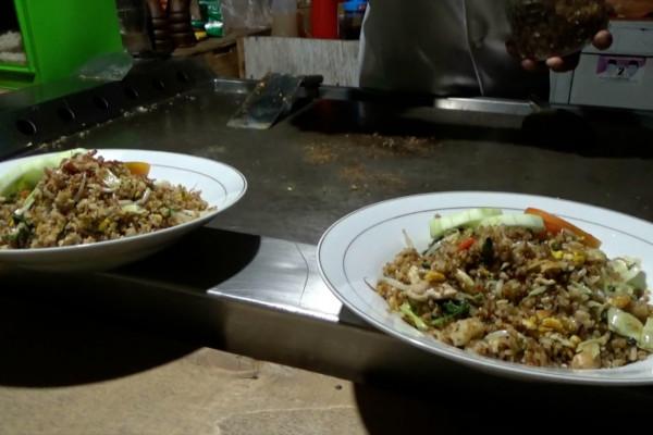 104 varian nasi goreng ada di Indonesia