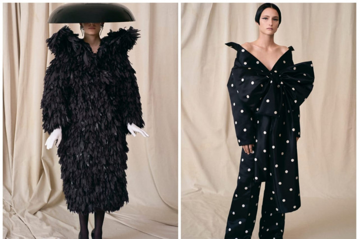 """Balenciaga yang """"nyeleneh"""" kembali masuki dunia """"haute couture"""""""