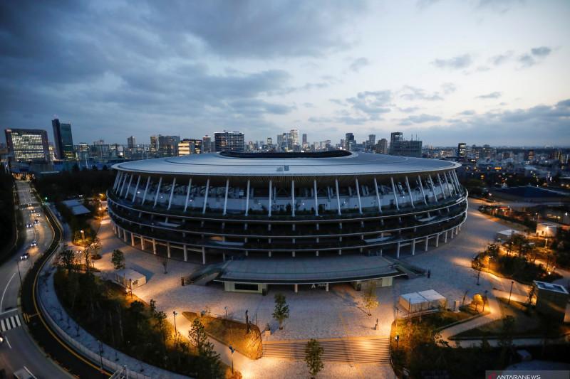 Kurang dari 1.000 tamu VIP akan hadiri pembukaan Olimpiade Tokyo