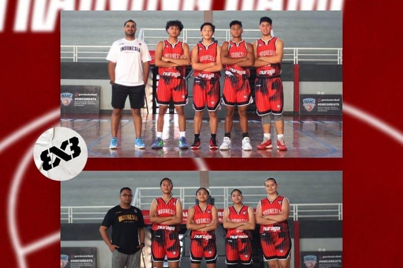 FIBA 3×3 World Cup jadi ajang timba pengalaman timnas Indonesia
