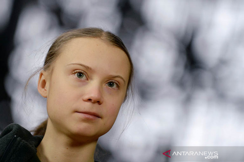 "Greta Thunberg buka suara soal ""greenwashing"" hingga pakaian miliknya"
