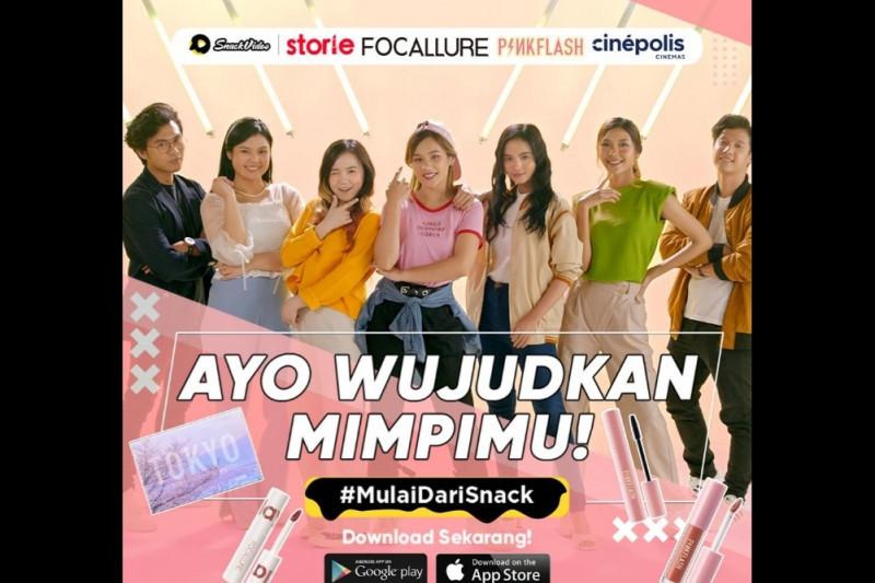 PinkFlash gelar kampanye untuk para penggemar make up