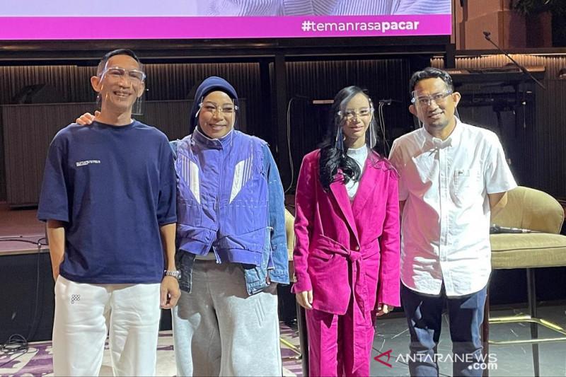 "Dinda Ghania rilis single keempat ""Teman Rasa Pacar"""