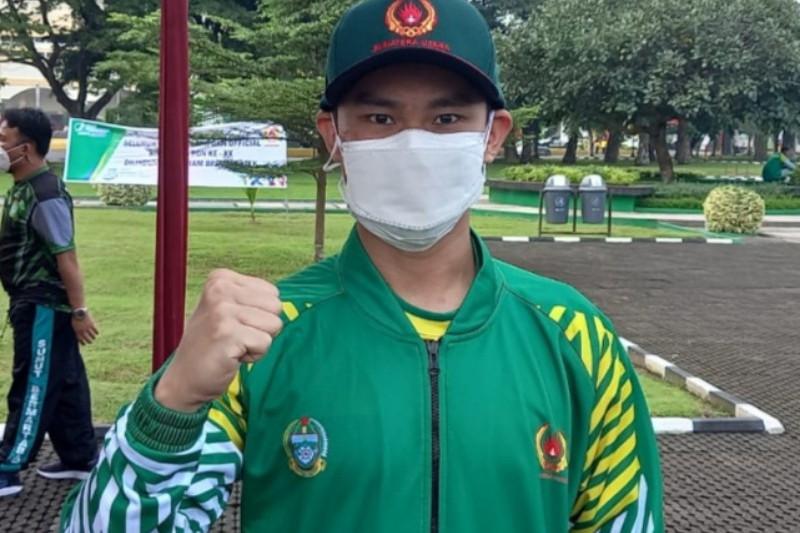 Fredy Wijaya janji tampil tanpa beban di PON Papua