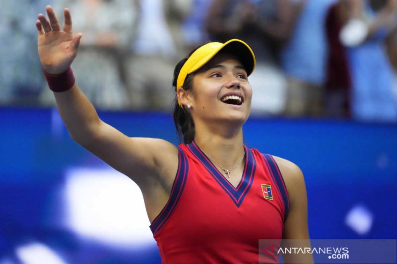 Klopp terinspirasi dengan Emma Raducanu di US Open