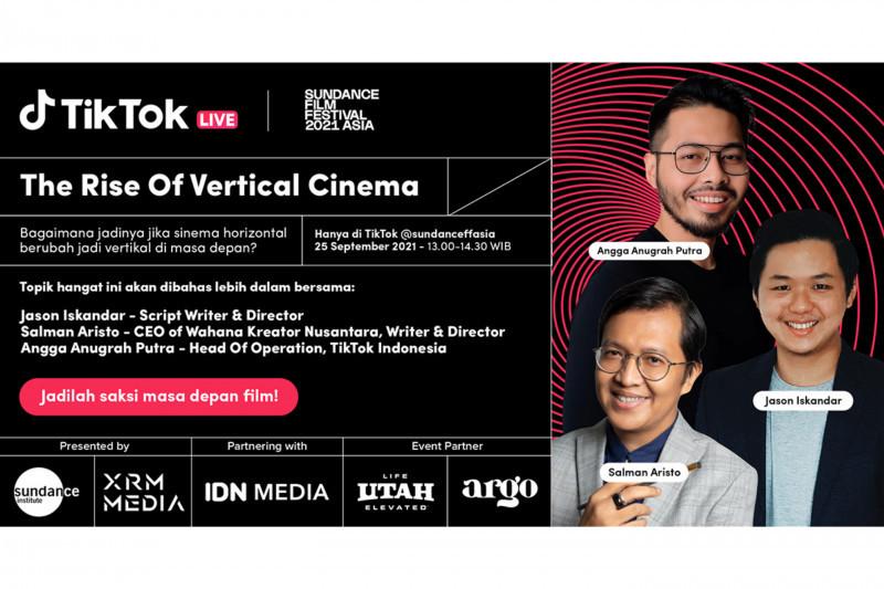 TikTok bahas perkembangan industri film Indonesia