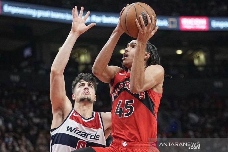 NBA: Toronto Raptors vs Washington Wizards